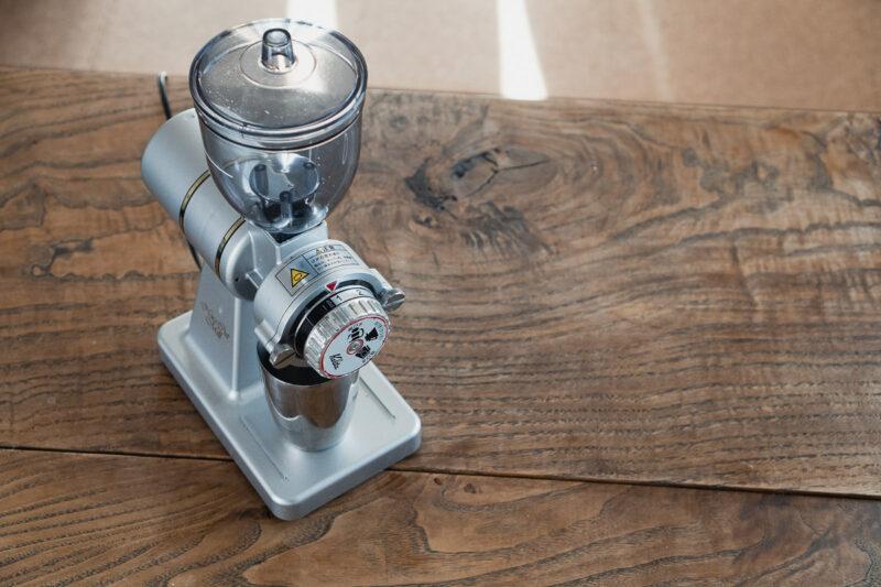 マキネッタに使える細挽きができるおすすめコーヒーミル4選